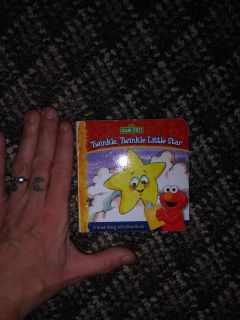 Twinkle twinkle free w purchase great for diaper bag