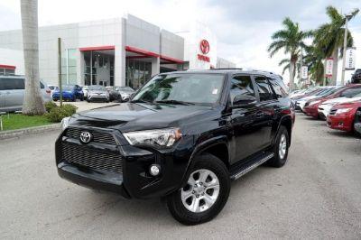 2015 Toyota 4Runner Limited (BLACK)