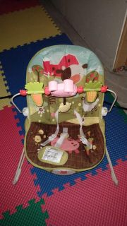 Fisher price baby bouncer seat