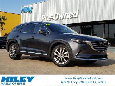 2016 Mazda CX-9 Signature (machine gray metallic)