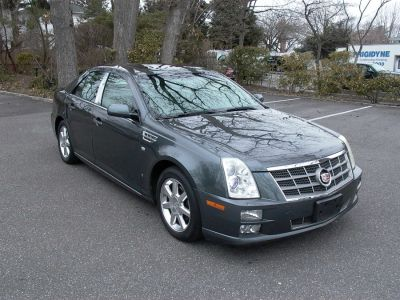 2008 Cadillac STS V6 (Thunder Gray ChromaFlair)