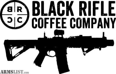 For Sale: Black Rifle Coffee!!!
