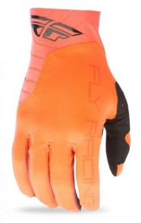 Buy FLY Racing Pro Lite 2017 Youth MX/Offroad Gloves Neon Orange/Black 6 motorcycle in Holland, Michigan, United States, for US $23.36