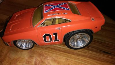 "1969 JoyRide General Lee (8"")"