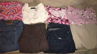 50+ Piece Lot of Women s Size 18 Clothing