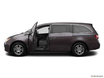 2012 Honda Odyssey EX-L (Polished Metal Metallic)