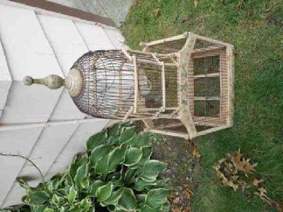 $45 Decorative Bird Cage