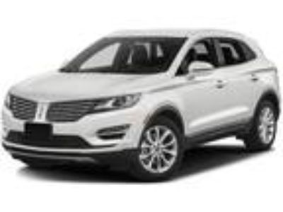 Used 2017 LINCOLN MKC For Sale