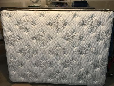 Barely Used Queen Size Matress