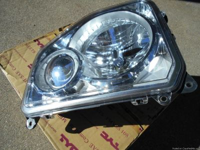 Jeep Liberty Headlight