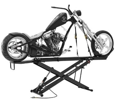 Buy PRE-OWNED KENDON STAND UP CHOPPER TABLE HOIST-DROP PANEL-WHEEL CHOCK motorcycle in West Bend, Wisconsin, US, for US $979.99