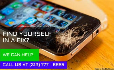 iPhone Repair Services (screen, batter, camera replacement and more!)
