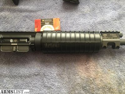 For Sale: Complete Upper with Adams Arms Piston Conversion
