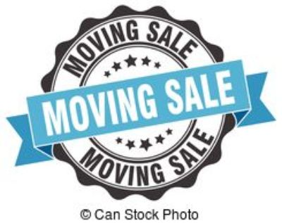 BIG-TIME ESTATE MOVING SALE 45 YEARS OF EVERYTHING ... ALL MUST GO