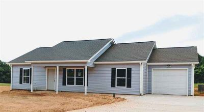 312 N Green River Road Gaffney Three BR, New Construction near