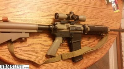 For Sale: BIBT M-4 223/556 AR15