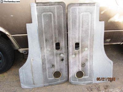 vanagon front door panels