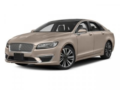 2018 Lincoln MKZ Select (White)