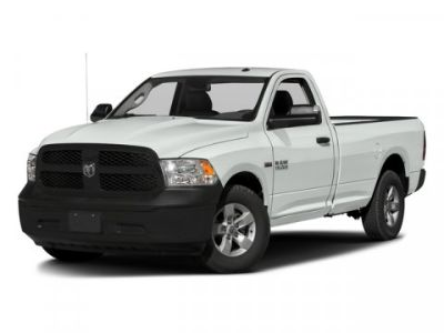 2016 RAM RSX Tradesman (Bright White Clearcoat)