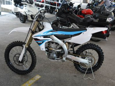 2019 Yamaha YZ450F Motocross Motorcycles Clearwater, FL
