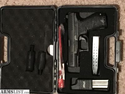 For Sale: Walther ppq 9mm