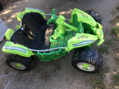 Power wheel comes with battery no charger