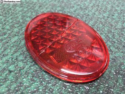 Hella heart tail light lense