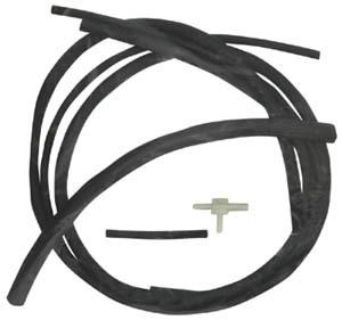 Buy 64-65-66 MUSTANG WINDSHIELD WASHER HOSE KIT , USA MADE motorcycle in Riverside, California, US, for US $5.22