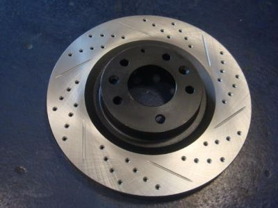 Sell 98-08 Volkswagon Golf & Jetta & 98-05 New Bettle Front Premium Combo Brake Rotor motorcycle in Hacienda Heights, California, US, for US $118.00