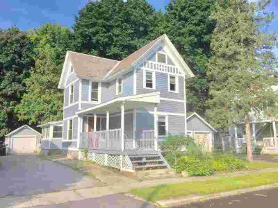 8 Davis Street Glens Falls, Walk to Downtown! 1348 sq. ft.