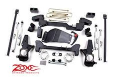 "Find ZONE 6"" SUSPENSION LIFT KIT CHEVY SILVERADO GMC SIERRA 2500HD 2WD 01-10 motorcycle in Fairfield, California, US, for US $1,295.95"