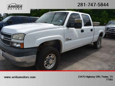 Used 2005 Chevrolet Silverado 2500 HD Crew Cab for sale
