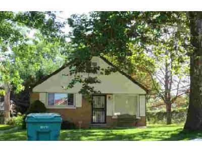 3 Bed 1 Bath Foreclosure Property in Hillside, IL 60162 - Melrose Ave