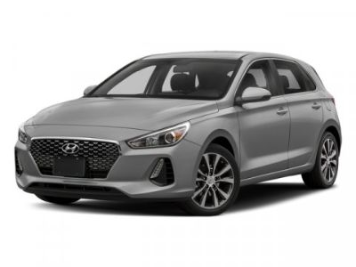 2018 Hyundai Elantra GT (Summit Gray)