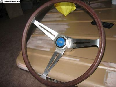 [WTB] Empi GT Wood Steering Wheel