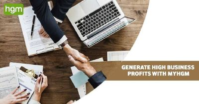 High Business profits at your Finger-Tips