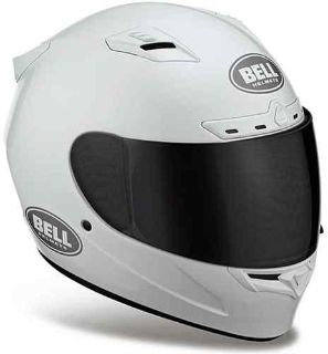 Sell BELL VORTEX GLOSS WHITE SOLID HELMET SIZE XL X-LARGE FULL FACE STREET HELMET motorcycle in Elkhart, Indiana, US, for US $179.95