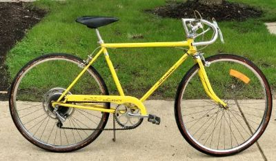 1975 Schwinn 5-speed Collegiate Tourist