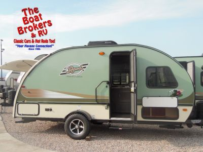 2017 Forest River R-Pod ORRPT-183 Travel Trailer