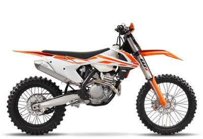 2017 KTM 250 XC-F Competition/Off Road Motorcycles Deptford, NJ
