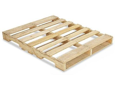 ISO wood pallets