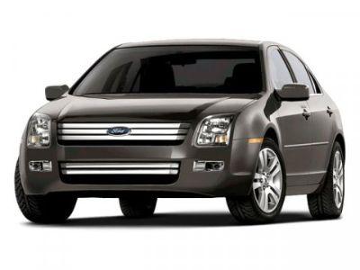 2009 Ford Fusion I4 SE (Silver)
