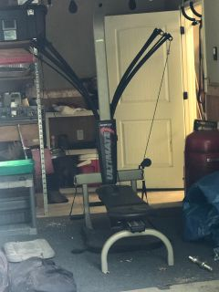 Bowflex Ultimate Home Gym in GREAT CONDITION!!!