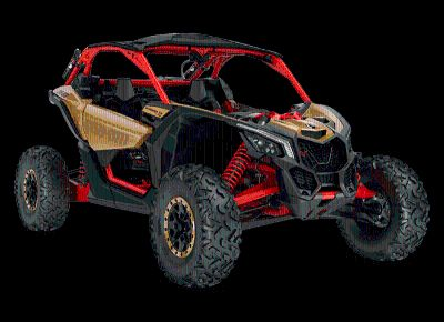 2018 Can-Am Maverick X3 X rs Turbo R Sport-Utility Utility Vehicles Massapequa, NY