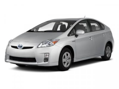 2010 Toyota Prius II (RED3R3)