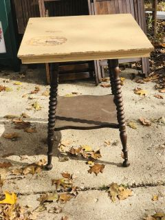 Sweet antique table