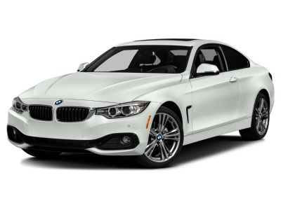 2016 BMW 4 Series 428i (Alpine White)