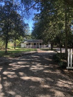 2 bed/1 bath in quiet, country atmosphere