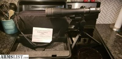 For Sale: M144 spotting scope