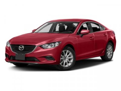 2016 Mazda Mazda6 i Sport (Titanium Flash Mica)